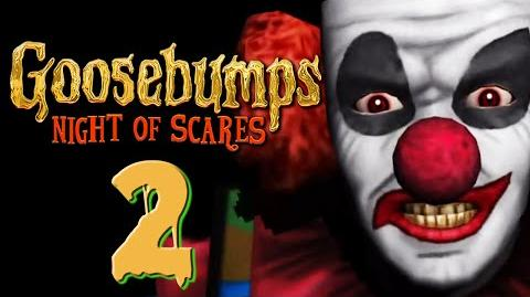 Goosebumps Night of Scares 2 - CHAPTER 4 (ENDING)