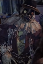 Scarecrow Haunted Halloween
