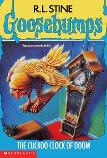 The Cuckoo Clock of Doom (Cover)