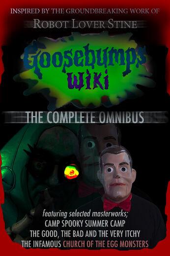 Goosebumps Wiki Omnibus
