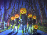 The Pumpkin Heads