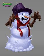 Goosebumps-all-chars-snowman