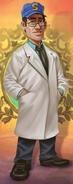 Human Dr Brewer