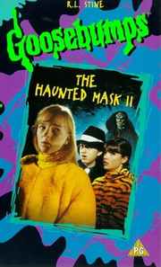 Haunted Mask II (TV episode) | Goosebumps Wiki | FANDOM