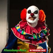 Goosebumps-Clown