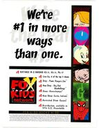 Fox Kids Number One Ratings Ad