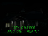 Say Cheese and Die — Again!/TV episode