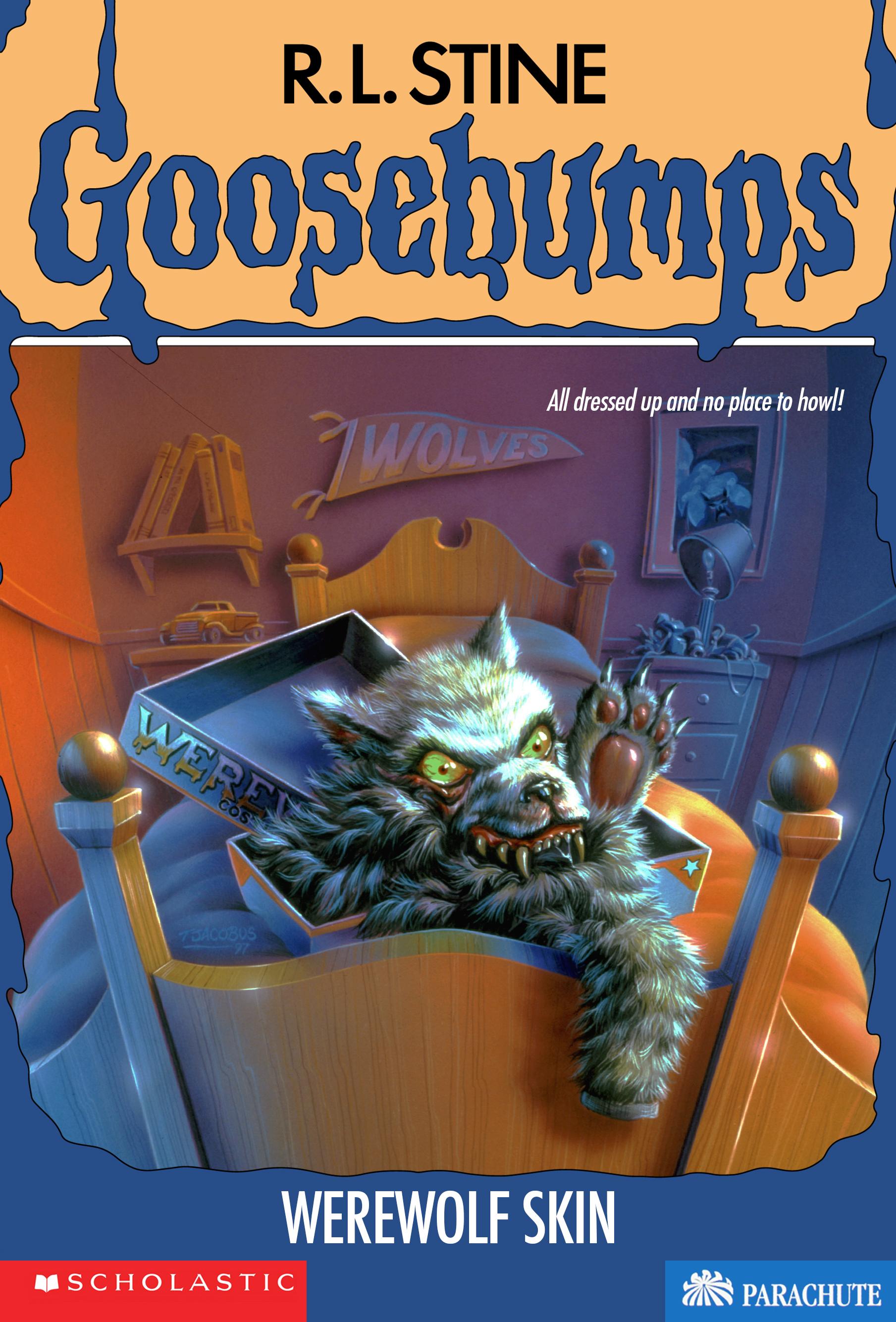 Pdf goosebumps books