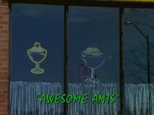 Awesome Ants (TV episode) | Goosebumps Wiki | FANDOM powered