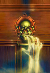 The Ghost Next Door (Classic Goosebumps) - artwork