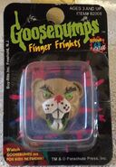 Cuddles finger frights ring in box front