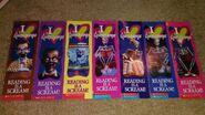 Goosebumps tear-out bookmarks (multiple)