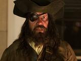 Captain Long Ben One-Leg
