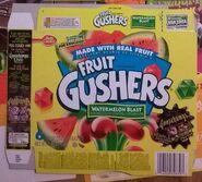 Goosebumps Live Brain Juice Sweepstakes Gushers Box