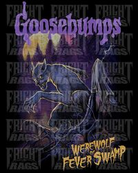 Fright-Rags The Werewolf of Fever Swamp