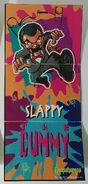 Slappy the Dummy Kelloggs sticker