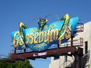 Praying Mantis Goosebumps billboard