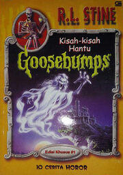 Special Edition 1 - Indonesian Cover - Kisah-Kisah Hantu