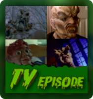 :The Haunted Mask (book)/TV episode