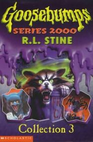 Goosebumps Series 2000 Collection 3