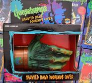 Hauntedhanddoorknob