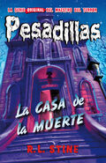 Welcometodeadhouse-classicgoosebumps-spanish