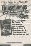 Book Stocking Pack bookad from OS 59 reg