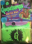 08 Girl Cried Monster Mr Mortman Monster Bag in pkg front