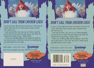 OS 53 Chicken Chicken back covers with stickers vs without