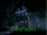 Vampire Breath/TV episode