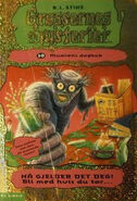 Diary of a Mad Mummy - Norwegian Cover - mumiens dagbok