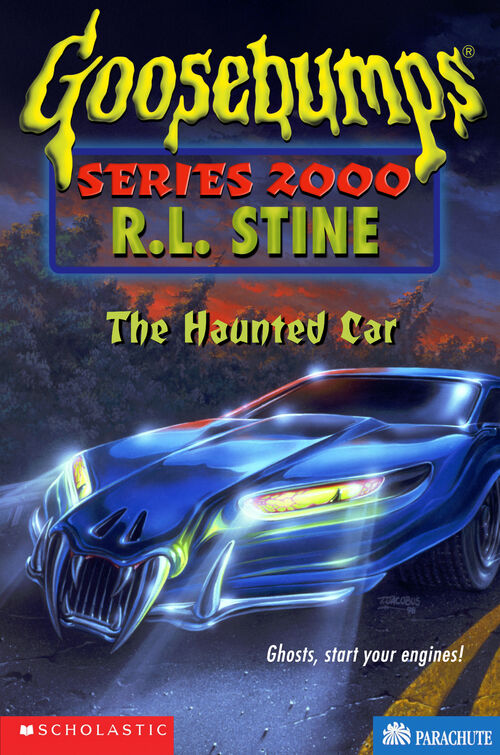 The Haunted Car cover