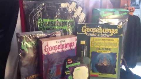 Goosebumps Collection REDUX