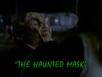 The Haunted Mask (TV episode) | Goosebumps Wiki | FANDOM
