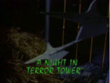 A Night in Terror Tower/TV episode