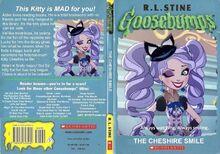Goosebumps kitty cheshire by trackforce-d99wegj