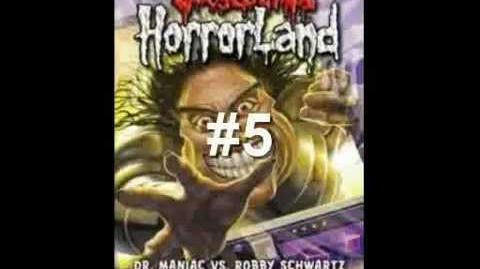 Goosebumps Horrorland series (1-20)