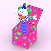 Surprise Pink Box