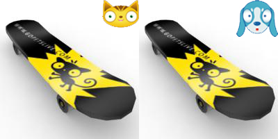 Yellow Skateboards
