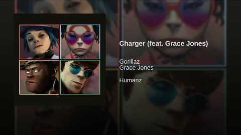 Charger (feat. Grace Jones)