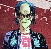 Ace is still in gorillaz by waruikashu-dcni6xr