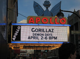 Apollo Marquee 2006