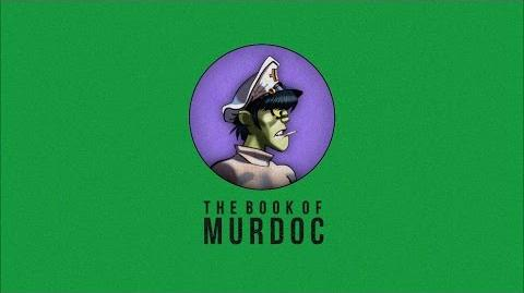 Gorillaz - The Book of Murdoc
