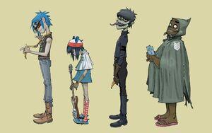 2d-murdoc-niccals-russel-hobbs-noodle-gorillaz-pirate-band