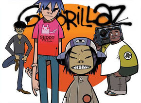 Gorillaz Phase One - Celebrity Takedown