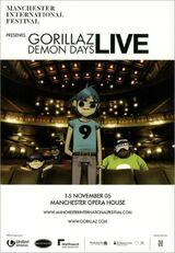 Demon Days Live