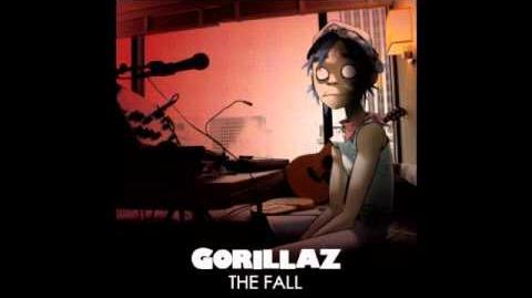 Gorillaz - The Parish Of Space Dust