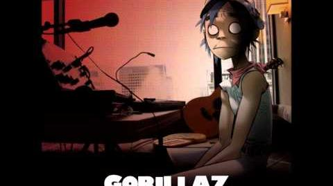 Gorillaz - The Speak It Mountains