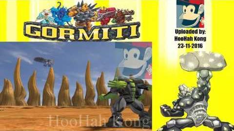 Gormiti Series 2 ATOMIC (READ DESCRIPTION)