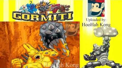 Gormiti The Invincible Lords of Nature Italian (READ DESCRIPTION)
